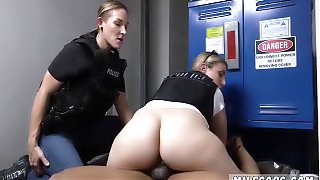 Fatty milf Purse Snatcher Learns A Lesally's son