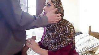 Arab couple homemade and muslim mature No Money, No Problem