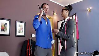 Big boobs Milf Asian tailor fucks