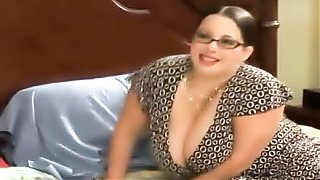 Chubby stepmom seduces her stepson - More On HDMilfCam.com