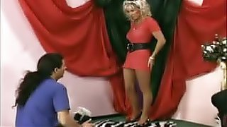 porn Hot german MILF picked up and fucked