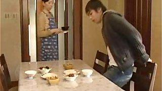 Haruka Tsuji in My Mother Fuck My Husband