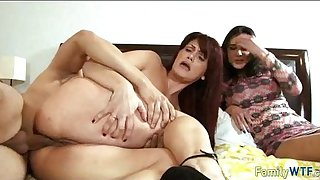 Fucking my girls mom 429