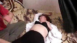 Mila mature gets fucked