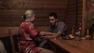 blonde russian mom son 2