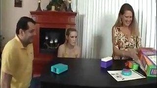 Mother helps dad to fuck daughter milfzr.com - XNXX.COM