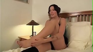 Busty Stepmom Rides Her Stepson's Big Dick
