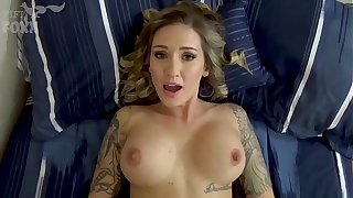 Son's Naughty Touches, Only Mommy is Supposed to Touch You There - Mom Fucks Son, POV, MILF, Blondes - Reagan Lush