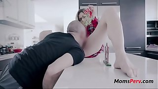 Under The Mistletoe with Mom- Cory Chase