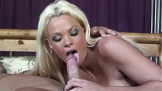 Rhylee Richards is a busty blonde mom who always wants Derrick Pierce's cock
