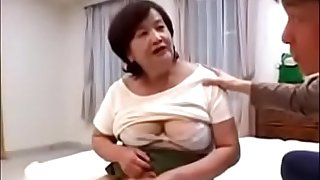 Japanese BBW Granny Cam shot 50 plus