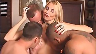 Mom fucks her son and his Friends