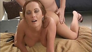 my mom- back fucked by my friend