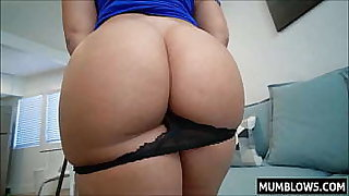 big ass mom fucked hard by son with a boner