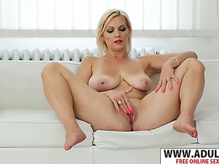 Favourable stepmom kirsten klark fuck enjoyable her ally