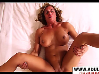 Sneaky motherinlaw melyssa ride jock hard touching son's ally