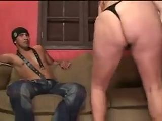 Tatiana lima receives screwed